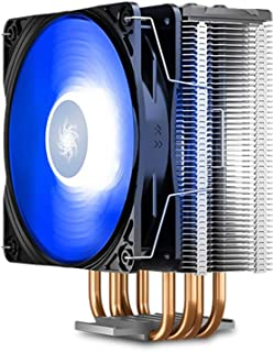 Deepcool Gammaxx GTE V2 - Ventilador para CPU, color negro