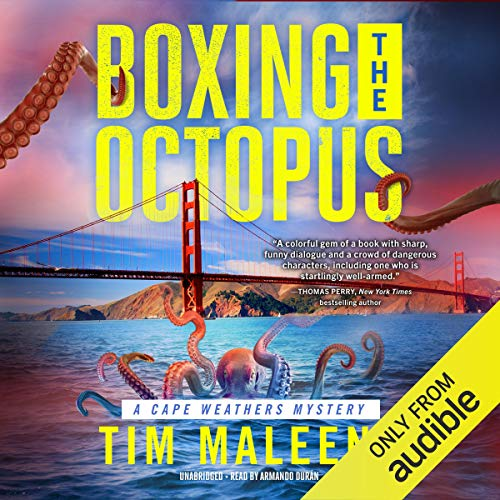 Boxing the Octopus audiobook cover art