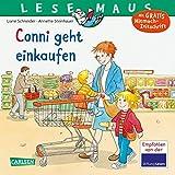 LESEMAUS 82: Conni geht einkaufen (82)