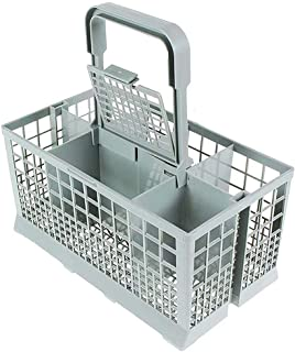 Dishwasher Basket for Bottle Dishwasher Utensil Cutlery Basket Fit for Kenmore, Whirlpool, Bosch, Maytag, KitchenAid, Mayt...