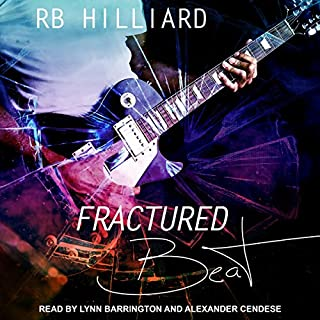 Fractured Beat audiobook cover art