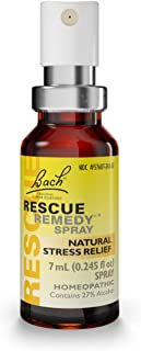 RESCUE REMEDY SPRAY 7mL – Natural Homeopathic Stress Relief