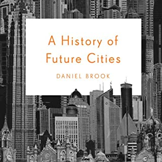 A History of Future Cities cover art
