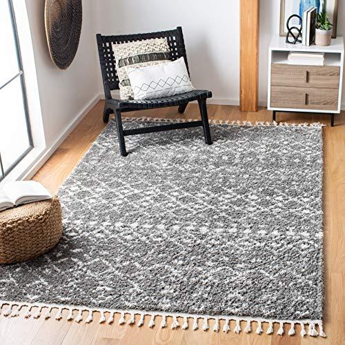 alfombra con flecos fabricante Safavieh