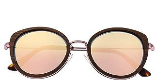 Earth Wood Oreti Sunglasses W/Polarized Lenses