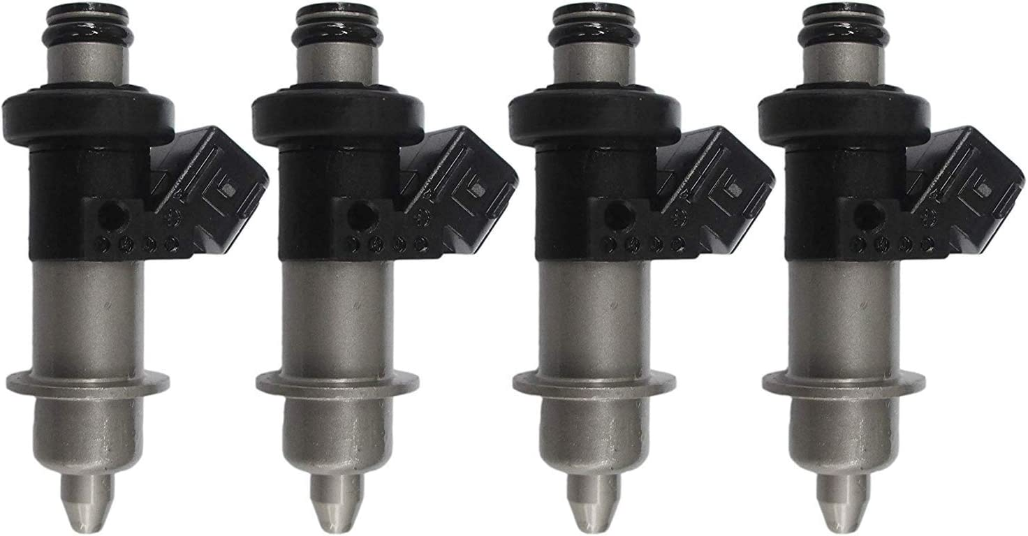 4 Pcs Fuel Injector For Suzuki GSX130 Hayabusa 35% OFF GSXR 1000 Today's only 600 750