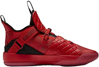 the red jordans