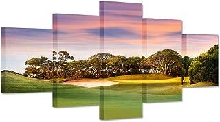 golf course landscape pictures