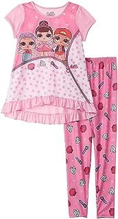 L.O.L. Surprise! Girls' LOL Surprise Let's Be Friends Pink Pajama