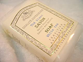 Senteur et Beaute (サンタール?エ?ボーテ) フレンチクラシック マイルドソープ ワンサイズ ホワイトティー