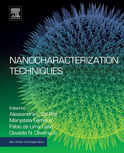 Nanocharacterization Techniques (Micro and Nano Technologies) (English Edition)
