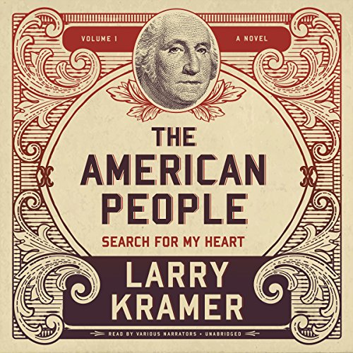 The American People, Vol. 1 audiobook cover art