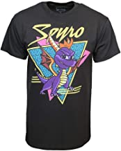 Spyro The Dragon Retro Logo Tee Shirt Medium