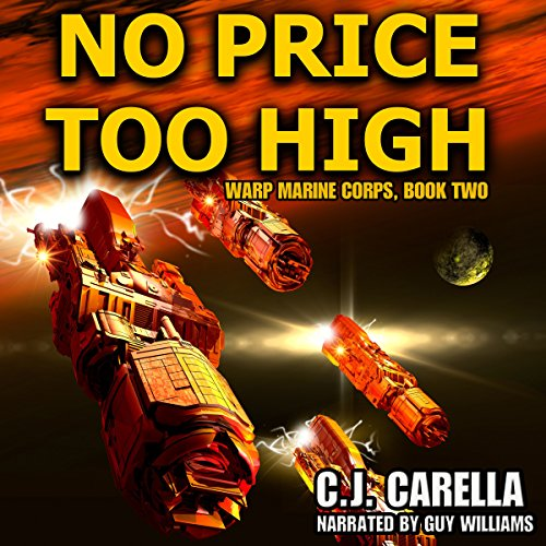 No Price Too High audiobook cover art