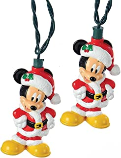 Kurt Adler UL 10 Mickey Mouse Light Set