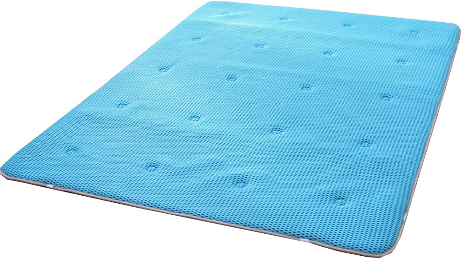Double Sided Tatami Mattress Mat, Breathable Sleeping Pad Japanese Bed Roll Mattress Topper Futon Floor Mat for Students Dorm Home-a 90x200cm(35x79inch)