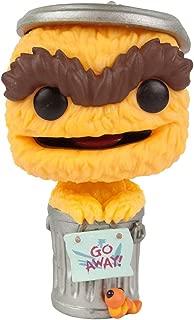 Funko Pop! Sesame Street Orange Oscar The Grouch Vinyl Figure