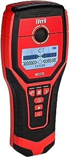 KKmoon 下地センサー 下地探し デジタル壁検出器 壁うらセンサー LCD 金属/木材/スタッド/AC送電線探知 ワイヤースキャナ