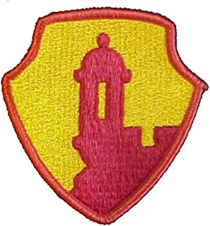 1st Mission Support Dress Patch (Formerly 65th Reserve Command)