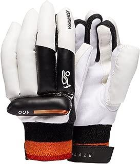 Slim Fit Small Junior Right Hand KOOKABURRA Boys 2021 PACE 5.2 Batting Glove White//Blue