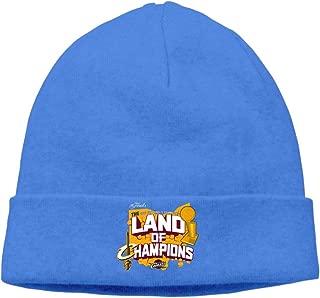 Cleveland Cavaliers Navy 2016 Finals Champions Land Of Champions Cap Slouchy Beanie Woolen Cap Ski Hat