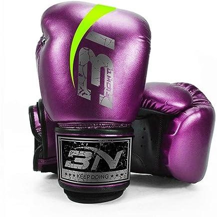 FBEST Leder Boxhandschuhe MMA Muay Thai Handschuhe Kick Boxhandschuhe Sparring Handschuhe Tasche Handschuhe,A,10OZ B07MG9JJ2X     | Günstig