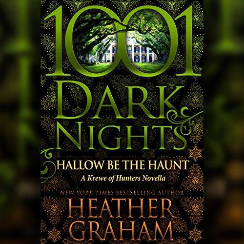 Hallow Be the Haunt audiobook cover art
