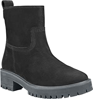 Women's Courmayeur Valley Black Leather Boot