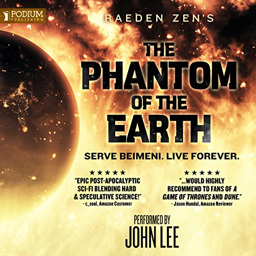 The Phantom of the Earth cover art
