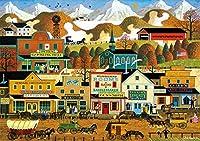 大人のジグソーパズル1500ピースの木製素材-ロイヤルキャリッジ-子供のパズルゲームパーソナライズギフトDIY家の装飾