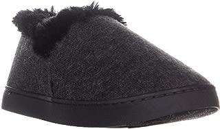Women's Cozy Madison Slipper, Black, 8