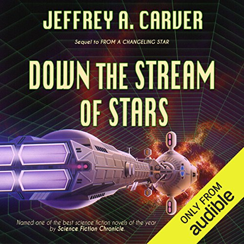 Down the Stream of Stars audiobook cover art