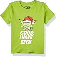 Deals on Star Wars Boys Little Ugly Christmas T-Shirt