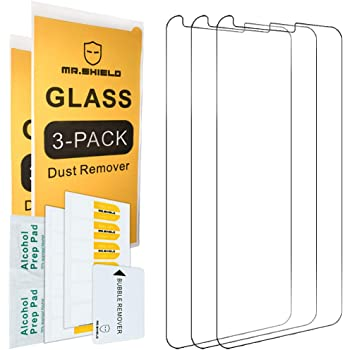 [3-Pack]-Mr.Shield for LG Stylo 5 [Tempered Glass] Screen Protector with Lifetime Replacement