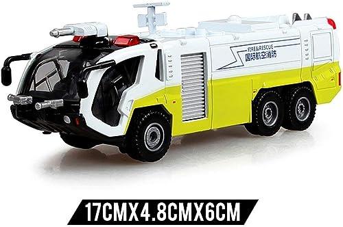 buen precio Juguete Educativo Clásico de Inteligencia Infantil Bebé Niño Aleación Simulación Simulación Simulación Camión de bomberos Modelo de juego Escalera Camión de bomberos 119 Motores de bomberos Educación temprana (Color  3)  disfrutando de sus compras