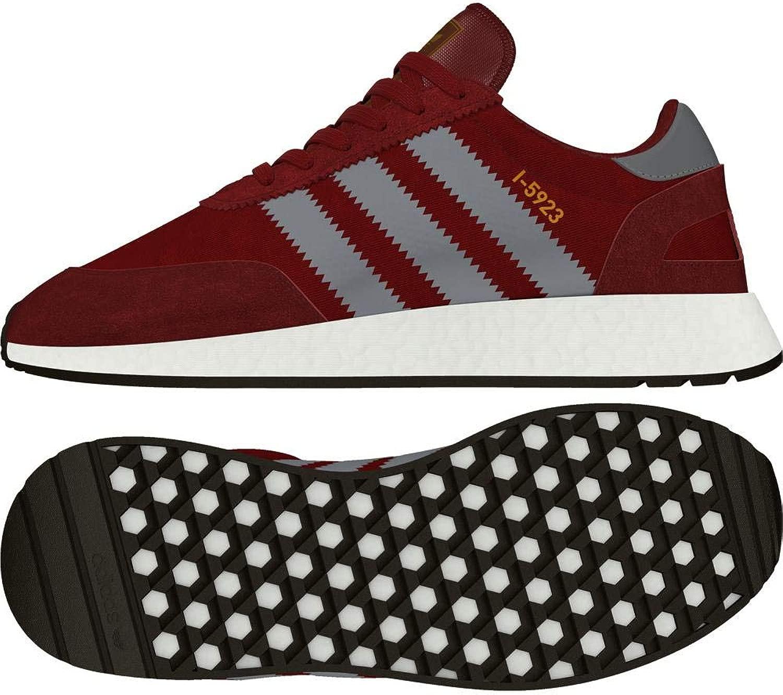Adidas Herren I-5923 Fitnessschuhe, Rot (Buruni Gritre Ftwbla 000), 000), 39 1 3 EU  Beliebt