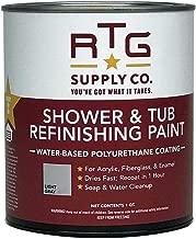 RTG Shower & Tub Refinishing Paint (Light Gray)
