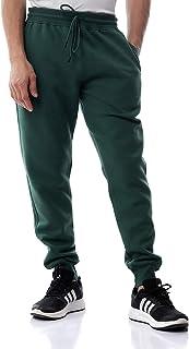 Ted Marchel Elastic Hem Drawstring Waist Sweatpants for Men