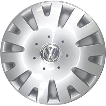 Volkswagen copricerchi originali Polo/Fox, 14 pollici. Set di 4