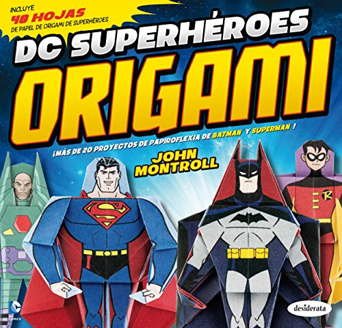 DC Superhéroes Origami