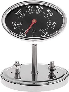 BIlinli Fumo Grill a Gas Coperchio Latte caffè Termometro Indicatore Camping Cooking Temp Indicatore di Calore 22551