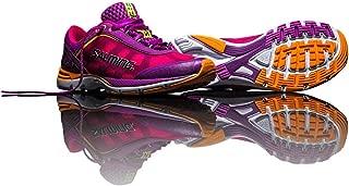 Salming Distance D1 Womens Running Shoes - Purple-7