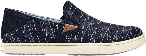 OLUKAI Pehuea Pa'i chaussures - Wohommes noir Kapa 6