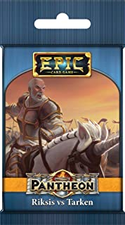 Epic Card Game Pantheon Riksis vs Tarken (Single Pack) Card Game