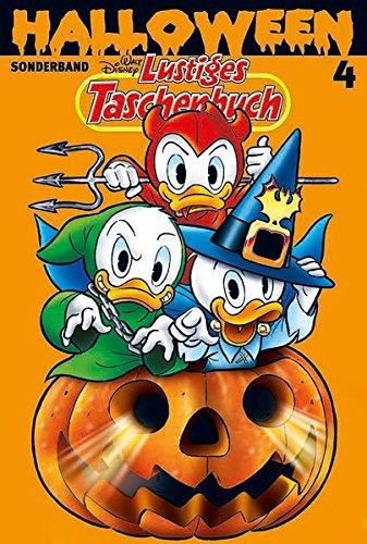 Lustiges Taschenbuch Halloween 04: Sonderband