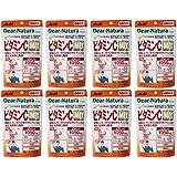 【まとめ買い】ディアナチュラスタイル ビタミンC MIX 120粒 (60日分)【×8個】