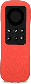 Silicone Protective Case, Shockproof Anti-Drop Cover Case for Remote Controller for Amazon Fire TV Stick