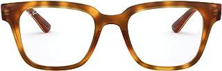 Ray-Ban RX4323V Square Eyeglass Frames Non Polarized Prescription Eyewear