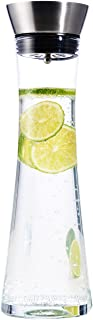 Mejor Glass Water Carafe de 2020 - Mejor valorados y revisados