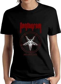 Women's Band Pentagram Forever My Queen T Shirt